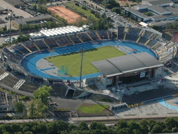 Stadion im. Zdzisława Krzyszkowiaka, Bydgoszcz