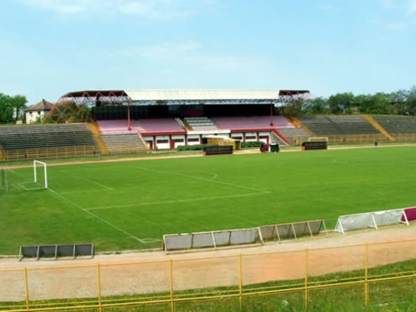 Gradski stadion, Sisak