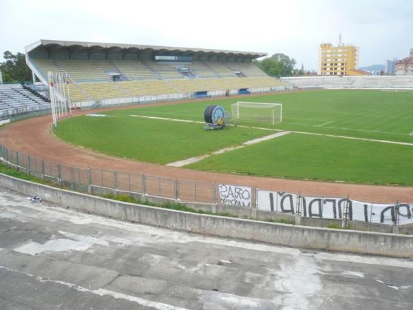 Stadionul Municipal, Sibiu