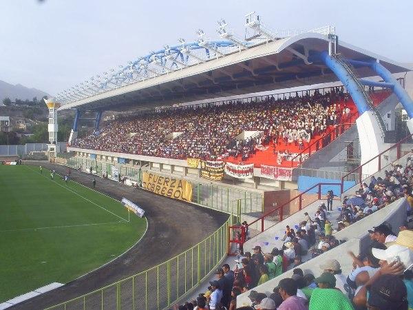 Estadio 25 de Noviembre, Moquegua