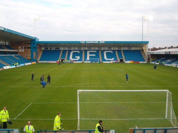 MEMS Priestfield Stadium, Gillingham, Kent