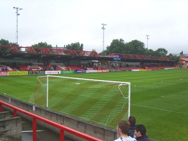 Wham Stadium, Accrington, Lancashire