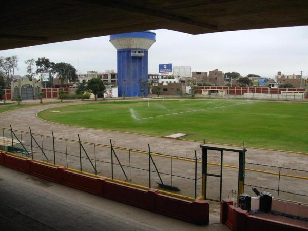 Estadio José Picasso Perreta, Ica