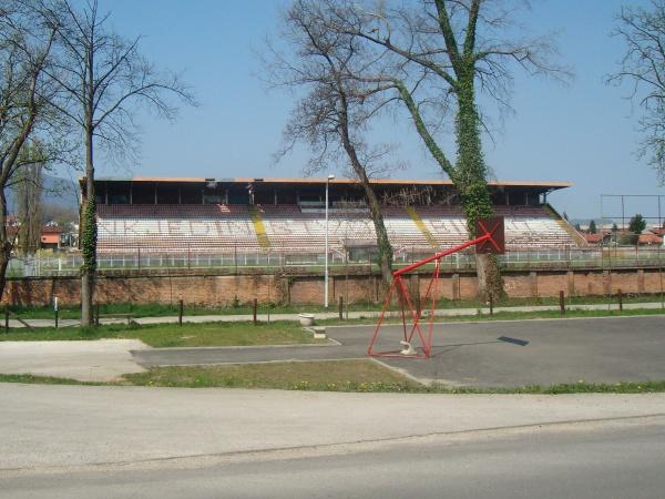 Stadion Pod Borićima, Bihać