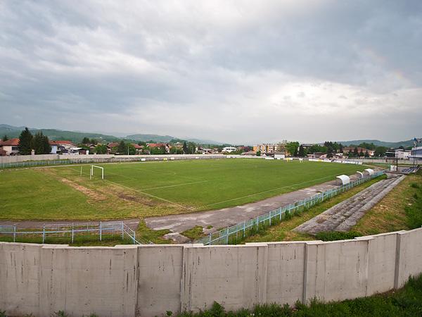 Gradski Stadion, Vitez