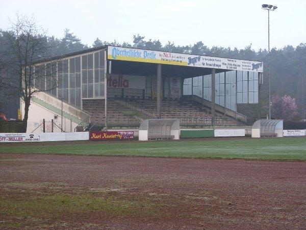 Herrenwaldstadion, Stadtallendorf