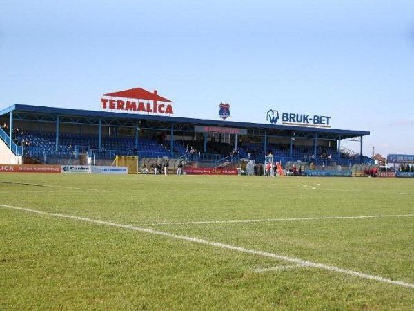 Stadion Termaliki Bruk-Bet Nieciecza, Nieciecza
