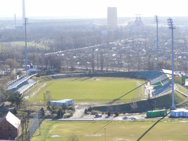 Stadion Górnik, Polkowice