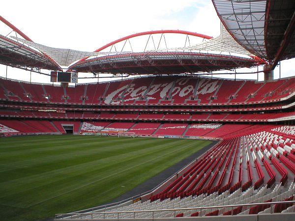 Estádio do Sport Lisboa e Benfica (da Luz), Lisboa