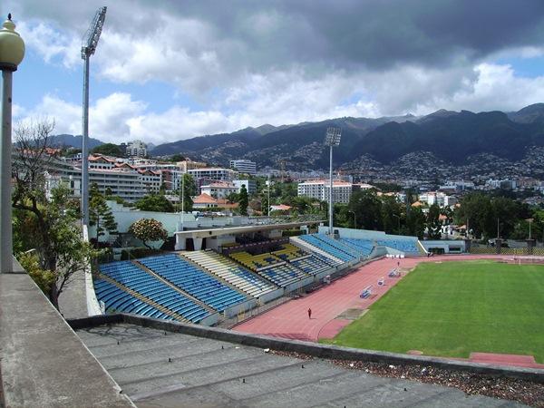Estádio dos Barreiros, Funchal (Ilha da Madeira)