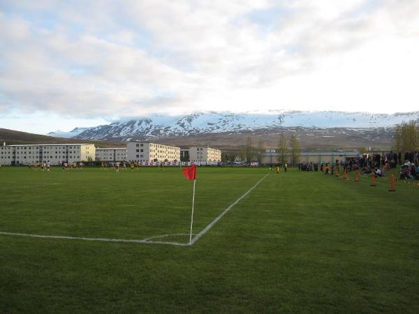 KA-völlur, Akureyri