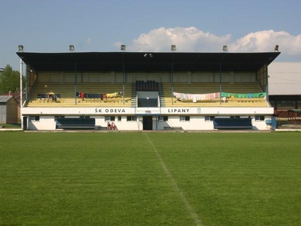 Mestský štadión, Lipany