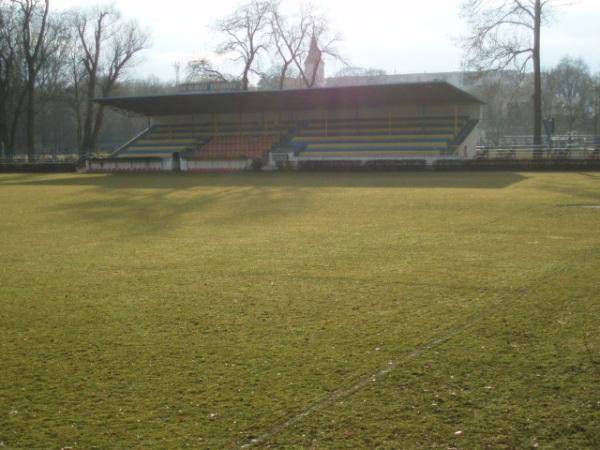 Štadión Slavoj Trebišov, Trebišov