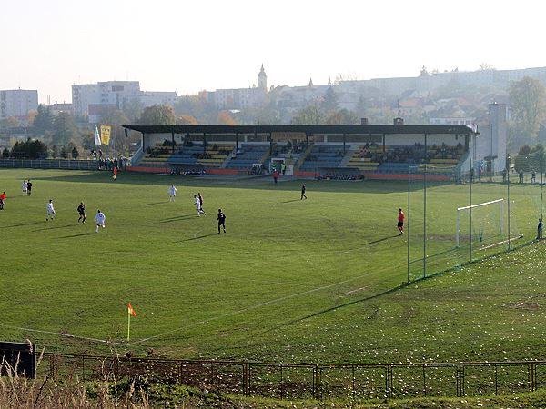 Športový Štadión Mesta Vrbové, Vrbové