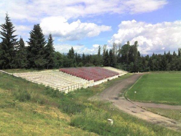 Stadion Sveti Petar, Bansko