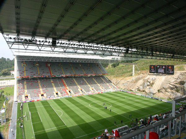 Estádio Municipal de Braga, Braga