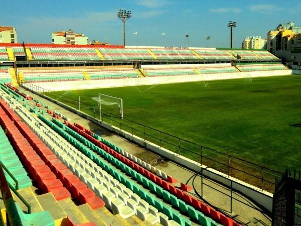 Estádio José Gomes, Amadora