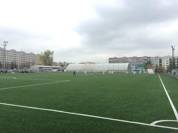 Městský stadion UMT, Mladá Boleslav