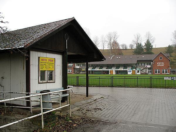 Stadion Český Dub, Český Dub
