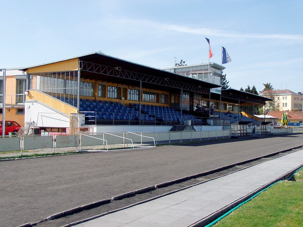 Městský stadion Zábřeh, Zábřeh na Morave