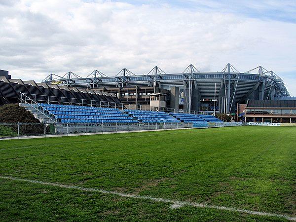Brøndby IF's anlæg, Brøndby