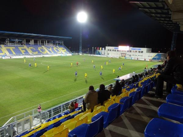 Alcufer Stadion, Győr