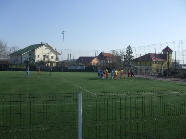 Stadionul Emil Alexandrescu II (Teren 2), Iaşi