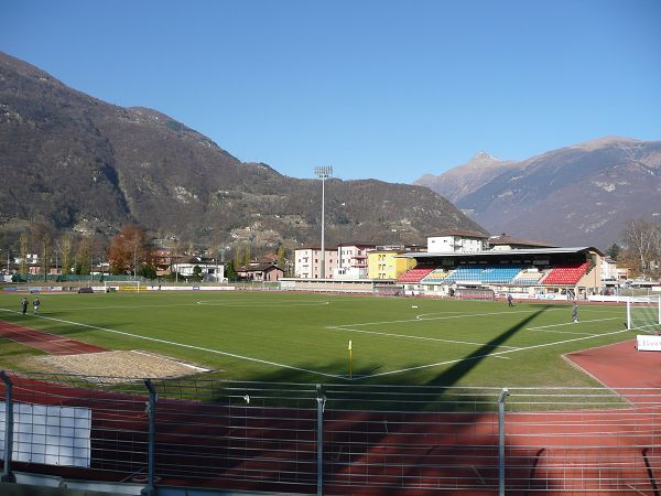 Stadio Comunale, Bellinzona