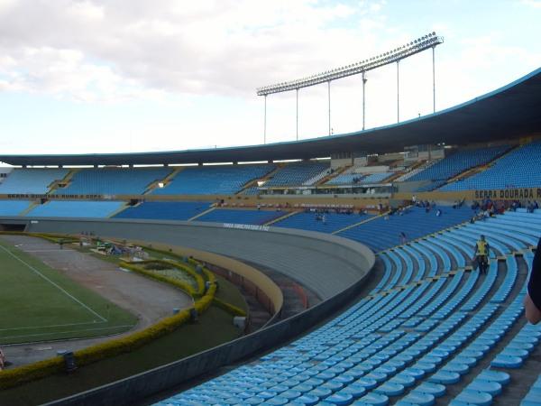 Estádio do Governo do Estado de Goiás (Serra Dourada), Goiânia, Goiás
