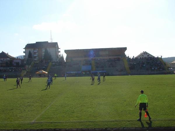 Stadionul Municipal, Zalău