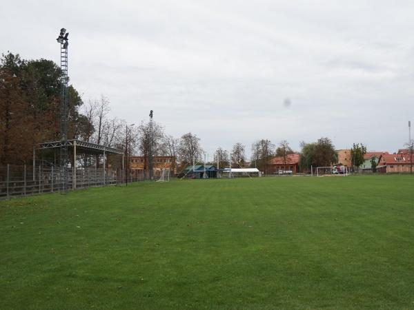 Stadionul Comunal, Borş