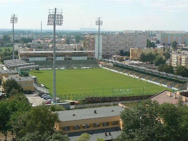 Stadion GKS-u, Bełchatów