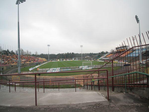 Stadion Miejski, Białystok