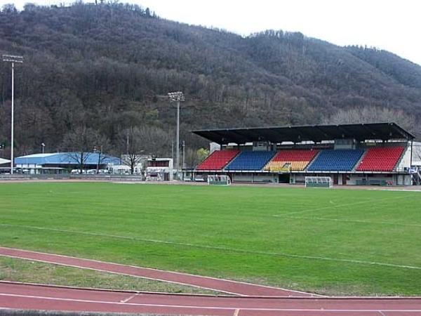 Stadio Comunale di Chiasso, Chiasso