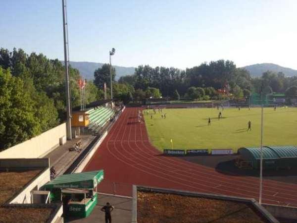 Stade de La Blancherie, Delémont