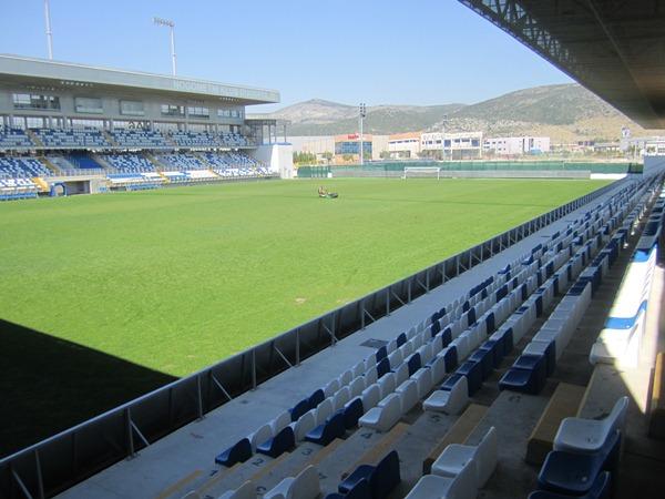 Stadion Hrvatski vitezovi, Dugopolje