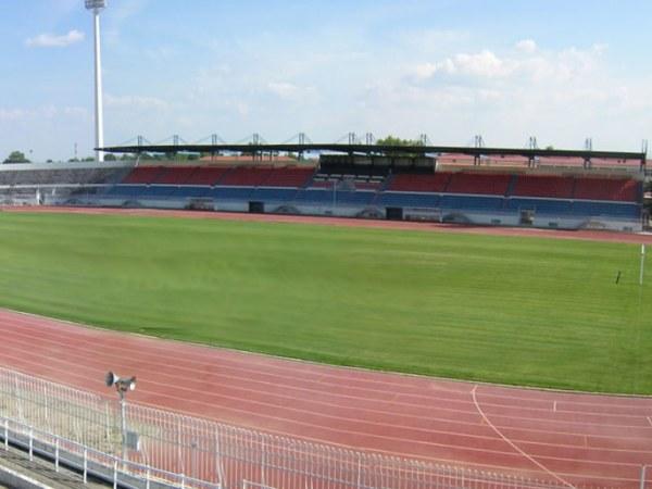 Dimotiko Stadio Tríkalon, Trikala