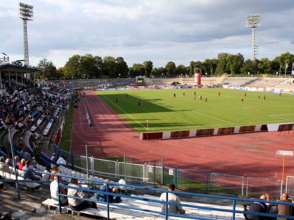 Stadion im. Ernesta Pohla (old), Zabrze
