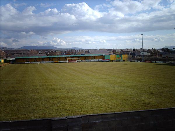 The Oval, Caernarfon, Gwynedd