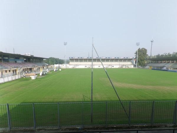 Stadio Pietro Fortunati, Pavia