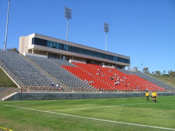 Titan Stadium, Fullerton, California
