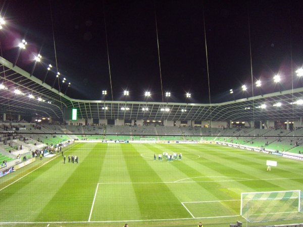 Stadion Stožice, Ljubljana