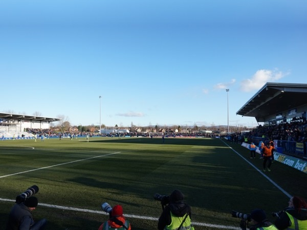 Tameside Stadium, Ashton-under-Lyne, Lancashire