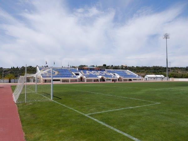 Estádio Municipal Fernando Cabrita, Lagos