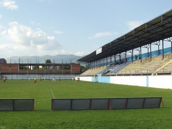 Stadion Boris Trajkovski, Skopje