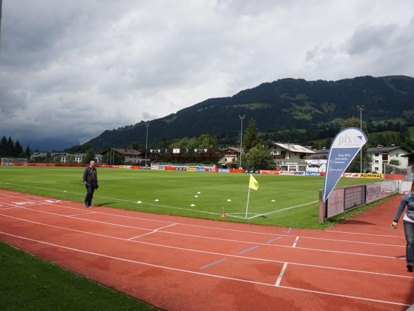 Sportplatz Langau, Kitzbühel