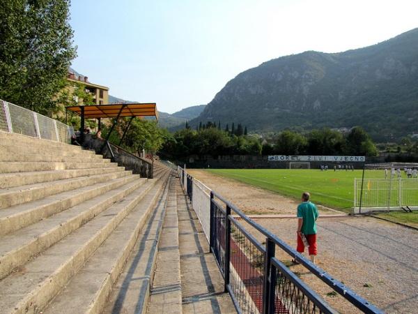 Stadion pod Vrmcem, Kotor