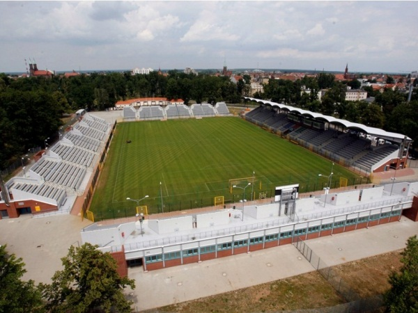 Stadion im. Orła Białego, Legnica