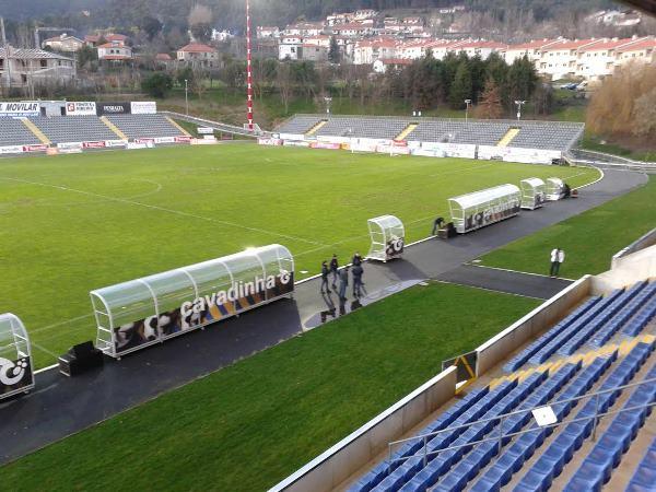 Estádio Municipal de Arouca, Arouca