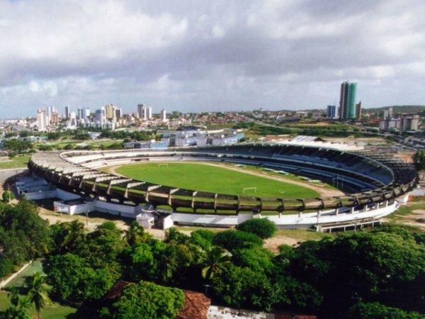 Estádio Dr. João Cláudio Vasconcelos Machado, Natal, Rio Grande do Norte